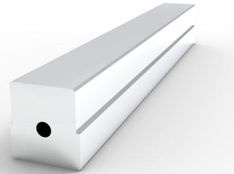 接続板(アルミ押し出し成形)